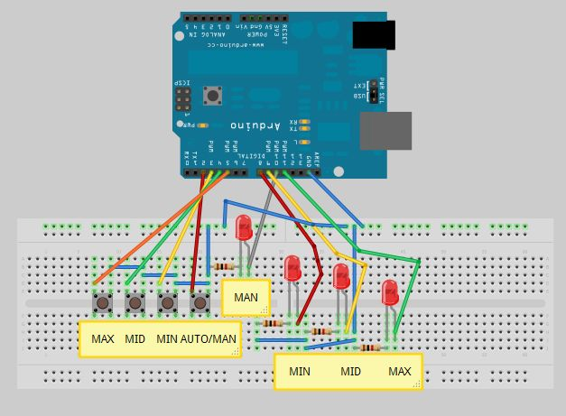 MUSICALGALAXY | ARDUINO PROJECT 3  HOW TO USE BUTTONS, LEDS